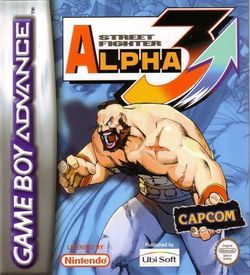 Street Fighter Alpha 3 (Quartex) ROM