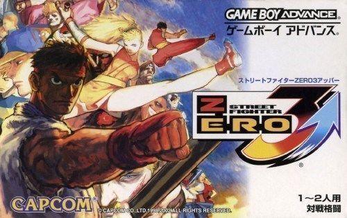 Street Fighter Zero 3 Upper (Eurasia)