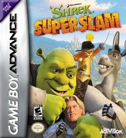 Shrek - Super Slam ROM