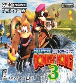 Super Donkey Kong 3 (sUppLeX) ROM
