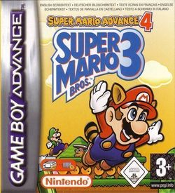 Super Mario Advance 4 - Super Mario Bros 3 ROM
