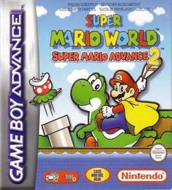 Super Mario World - Super Mario Advance 2 (Cezar) ROM