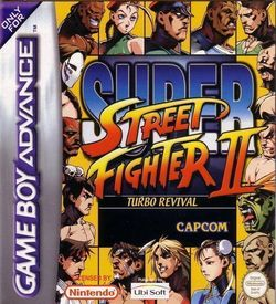 Super Street Fighter II Turbo Revival (High Society) ROM