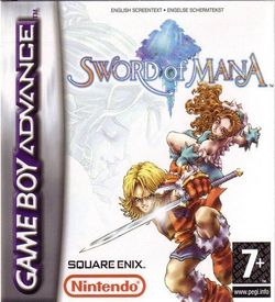 Sword Of Mana ROM