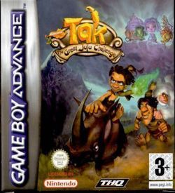Tak - The Great Juju Challenge ROM