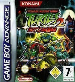 Teenage Mutant Ninja Turtles 2 - Battle Nexus (Cezar) ROM