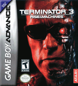 Terminator 3 - Rise Of The Machines ROM