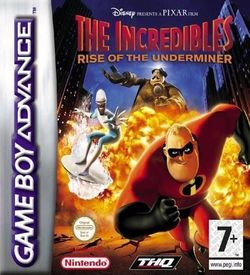 The Incredibles - Rise Of The Underminer ROM
