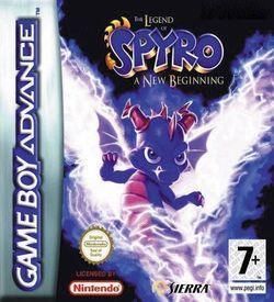 The Legend Of Spyro - A New Beginning ROM