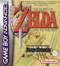 The Legend Of Zelda - A Link To The Past (Cezar) ROM