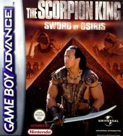 The Scorpion King - Sword Of Osiris (Cezar) ROM