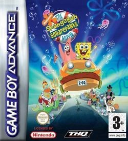 The SpongeBob SquarePants Movie ROM