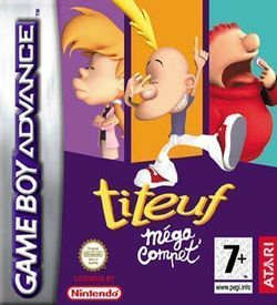 Titeuf Mega Compet ROM