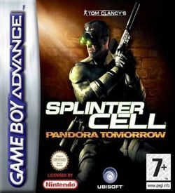 Tom Clancy's Splinter Cell - Pandora Tommorow ROM