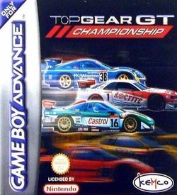 Top Gear GT Championship (Mode7) ROM