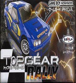 TopGear Rally SP ROM
