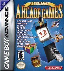 Ultimate Arcade Games ROM