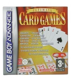 Ultimate Card Games ROM
