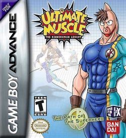 Ultimate Muscle - The Path Of The Superhero ROM