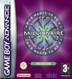 Who Wants To Be A Millionaire 2nd Edition (Venom) ROM