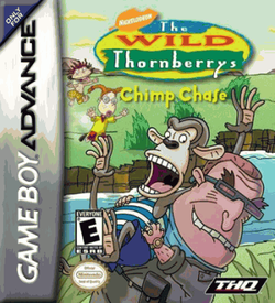 Wild Thornberrys, The - Chimp Chase ROM