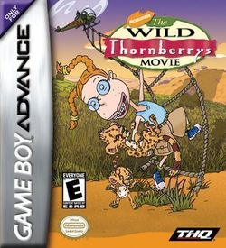 Wild Thornberrys, The - The Movie ROM