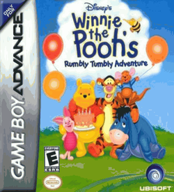 Winnie The Pooh's Rumbly Tumbly Adventure ROM
