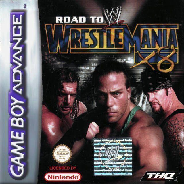 WWE - Road To Wrestlemania X8