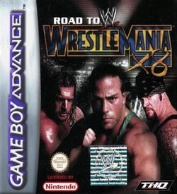 WWE - Road To Wrestlemania X8 ROM