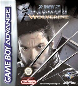 X-Men 2 - La Vengeance De Wolverine ROM