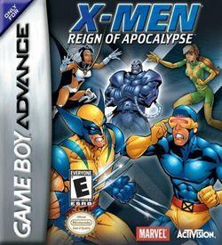 X-Men - Reign Of Apocalypse ROM