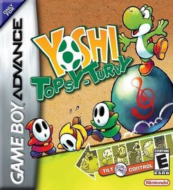 Yoshi Topsy-Turvy ROM