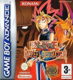 Yu-Gi-Oh! Reshef Of Destruction ROM