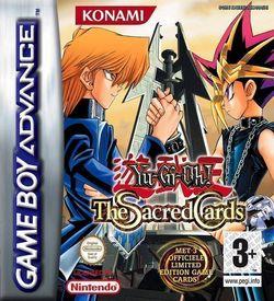 Yu-Gi-Oh! - The Sacred Cards ROM
