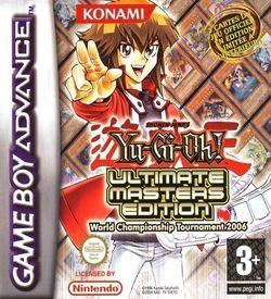 Yu-Gi-Oh! Ultimate Masters 2006 ROM