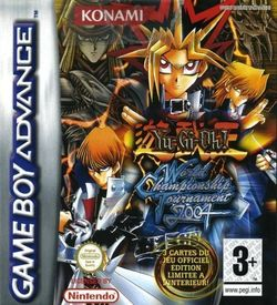 Yu-Gi-Oh! - World Championship Tournament 2004 (GBA) ROM