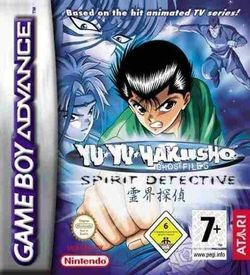 Yu Yu Hakusho - Spirit Detective ROM