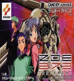 Z.O.E. 2173 Testament (Eurasia) ROM