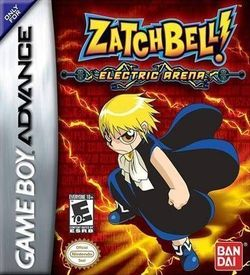 ZatchBell! Electric Arena ROM
