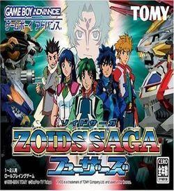Zoids Saga Fuzors ROM