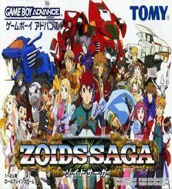 Zoids Saga ROM