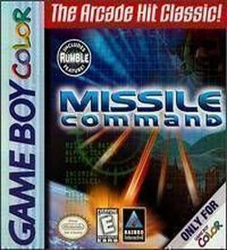 Missile Command ROM