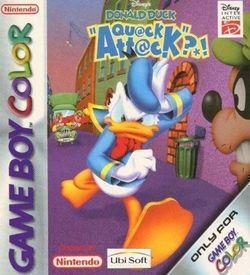Donald Duck - Quack Attack ROM
