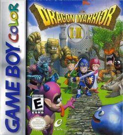 Dragon Warrior I & II ROM