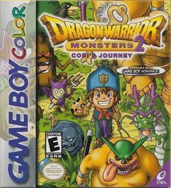 Dragon Warrior Monsters 2 - Cobi's Journey ROM