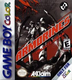 Armorines - Project S.W.A.R.M. ROM