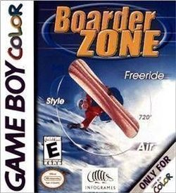 Boarder Zone ROM