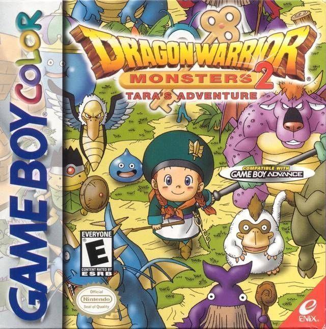 Dragon Warrior Monsters 2 - Tara's Adventure