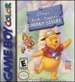 Pooh And Tigger's Hunny Safari ROM