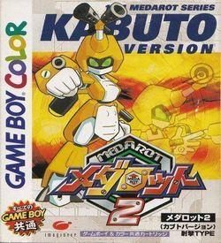Medarot Cardrobottle - Kuwagata Version ROM
